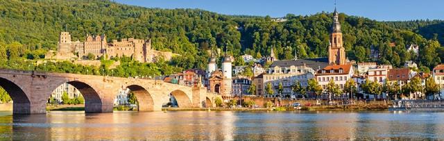 Heidelberg Ab Wiesbaden Und Mainz Frankfurter Personenschiffahrt