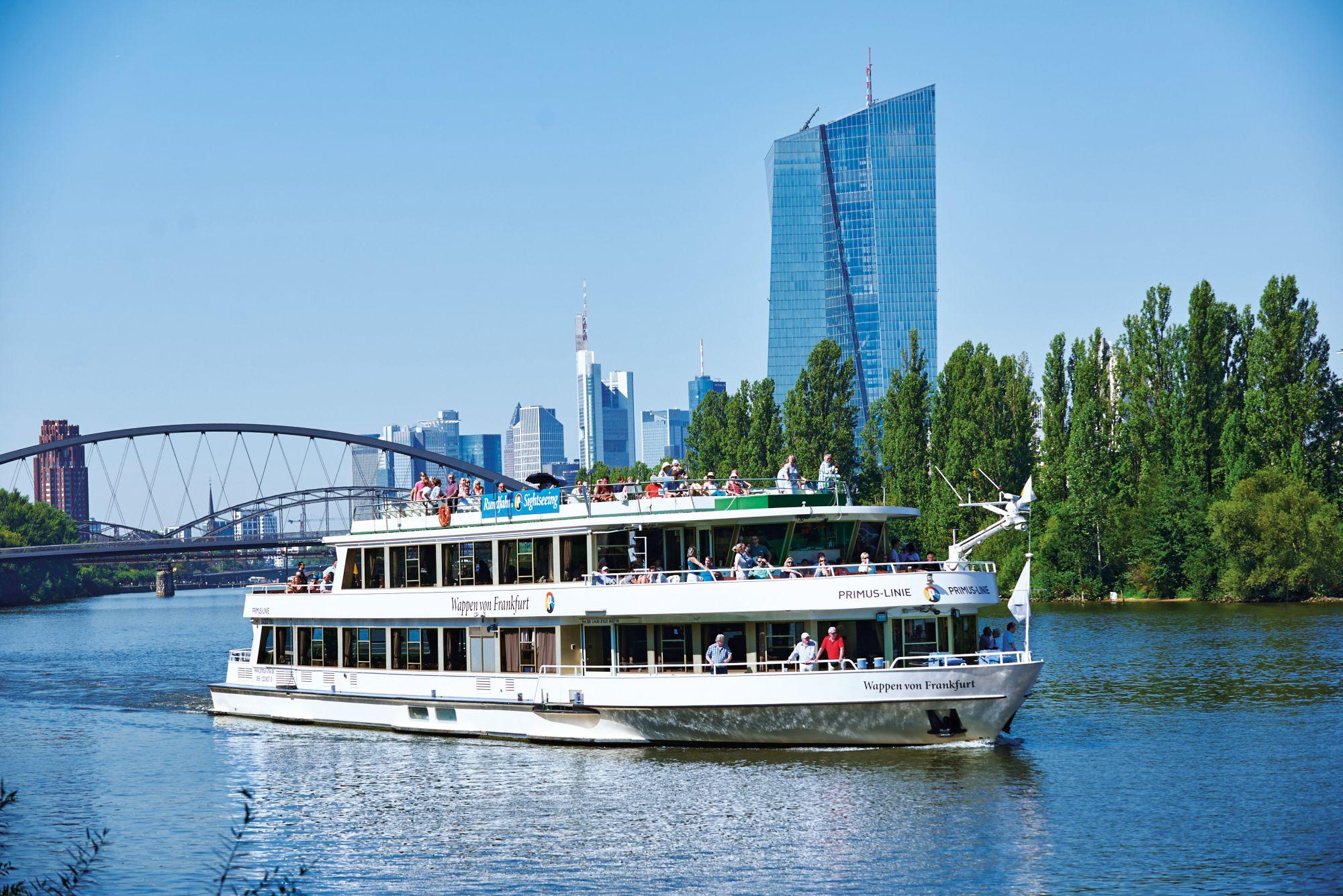 Schifffahrt Frankfurt