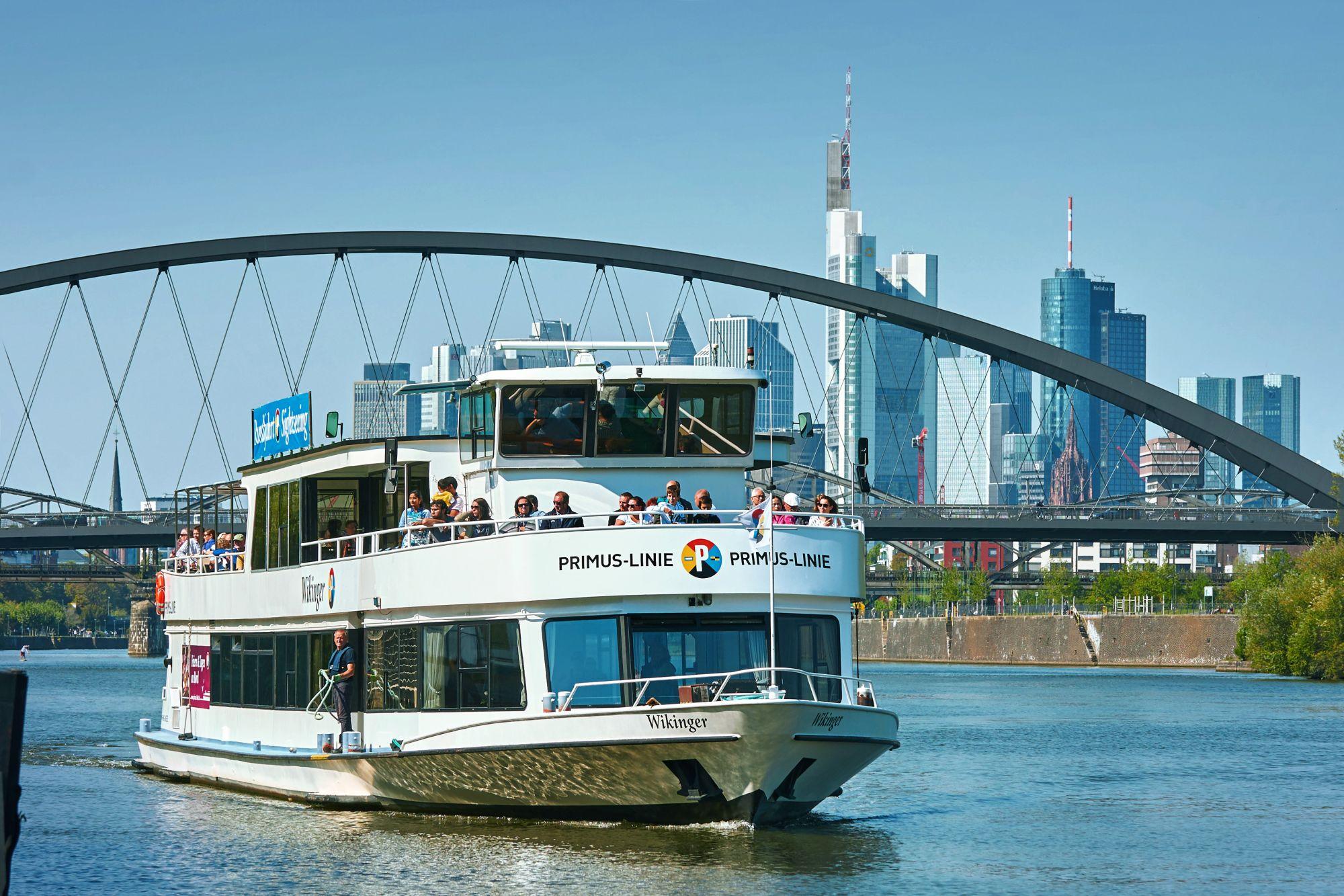 Schiffahrt Frankfurt